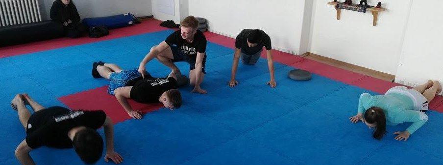 Školení trenérů Karate Tygru